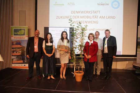 Gründung Denkwerkstatt Zukunft der Mobilität am Land Werfenweng